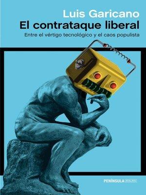cover image of El contrataque liberal