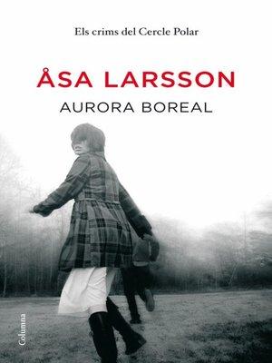 cover image of Aurora boreal (Edició en català)