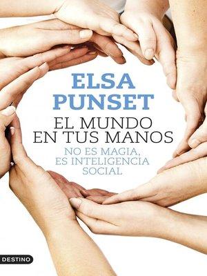 cover image of El mundo en tus manos