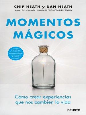 cover image of Momentos mágicos