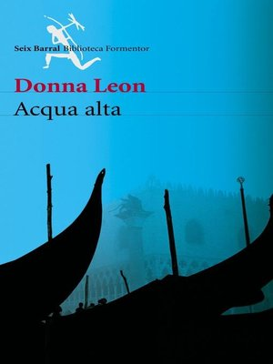 cover image of Acqua alta
