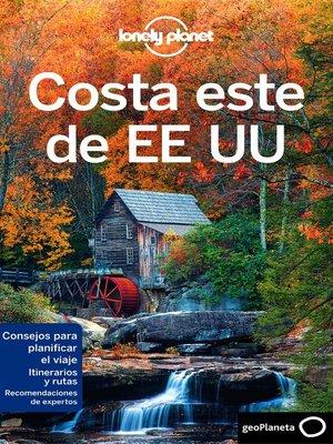 cover image of Costa este de EE UU
