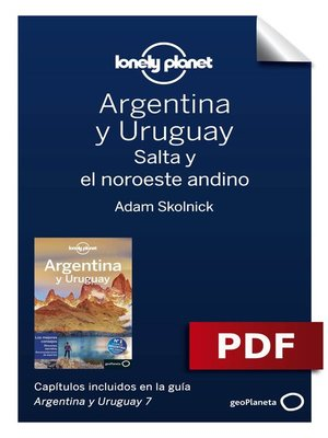 cover image of Argentina y Uruguay 7_5. Salta y el noroeste andino