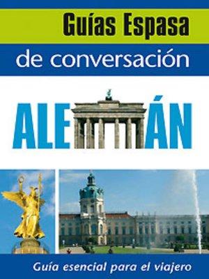 cover image of Guía de conversación alemán