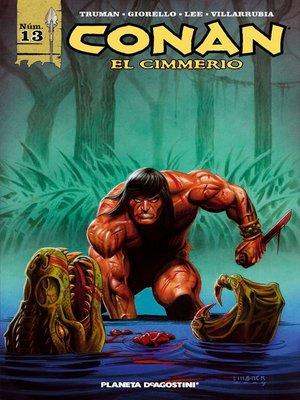 cover image of Conan el cimmerio nº 13/17