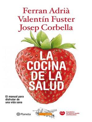 cover image of La cocina de la salud