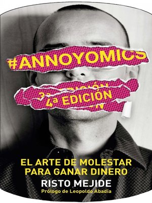 cover image of #Annoyomics
