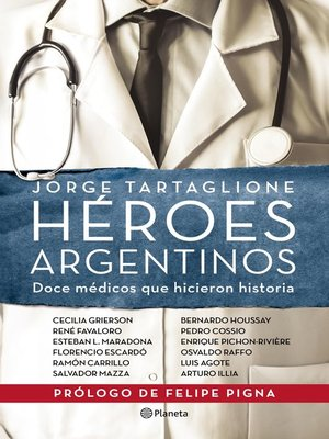 cover image of Héroes argentinos