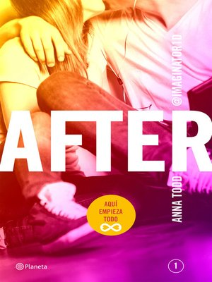 cover image of After (Serie After 1) Edición colombiana