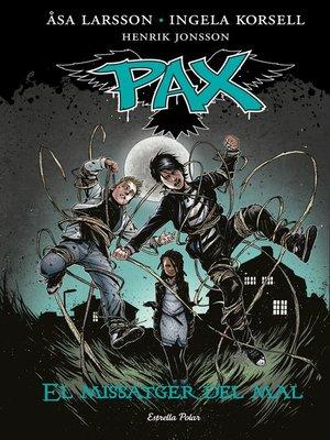 cover image of El missatger del mal