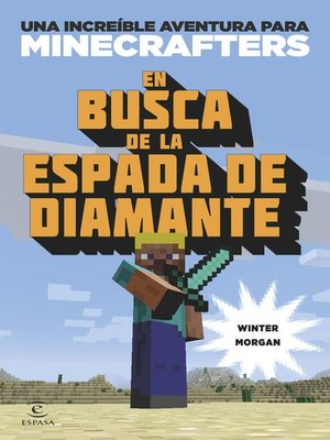 cover image of Minecraft. En busca de la espada de diamante