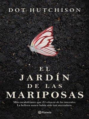 cover image of El jardín de las mariposas