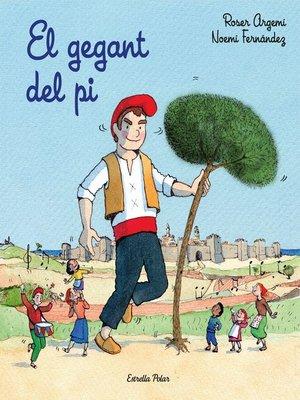 cover image of El gegant del pi