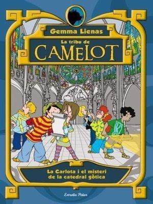 cover image of 4. La Carlota i el misteri de la catedral gòtica