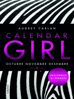 cover image of Calendar Girl 4 (Català)