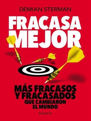 cover image of Fracasa mejor