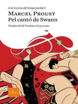cover image of Pel cantó de Swann