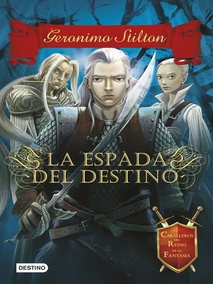 cover image of La espada del destino
