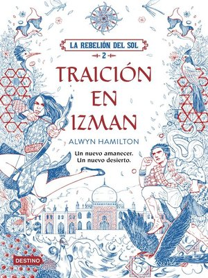 cover image of La Rebelión del Sol. Traición en Izman