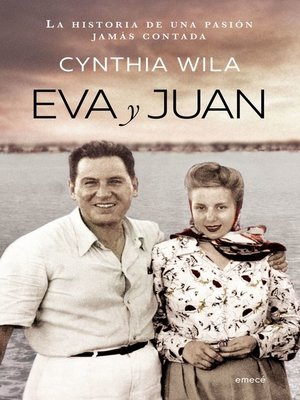cover image of Eva y Juan