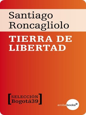 cover image of Tierra de libertad