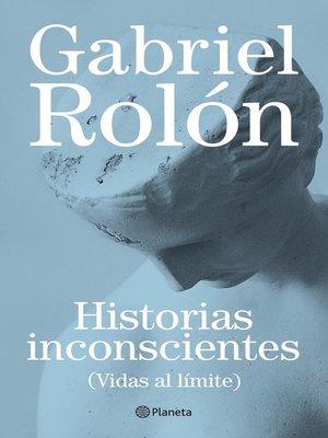 cover image of Historias inconscientes