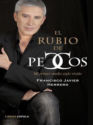 cover image of El rubio de Pecos