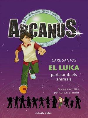 cover image of El Luka parla amb els animals