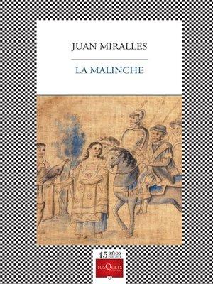 cover image of La Malinche
