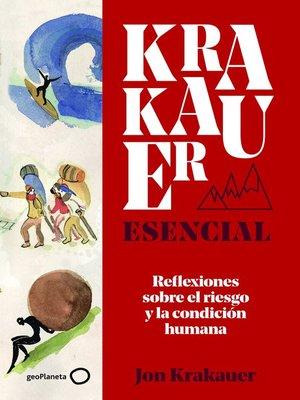 cover image of Krakauer esencial