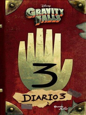 cover image of Gravity Falls. Diario 3