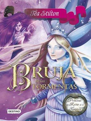 cover image of Bruja de las tormentas