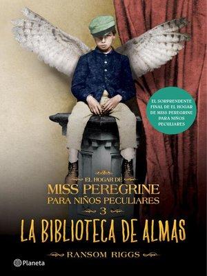 cover image of La biblioteca de almas