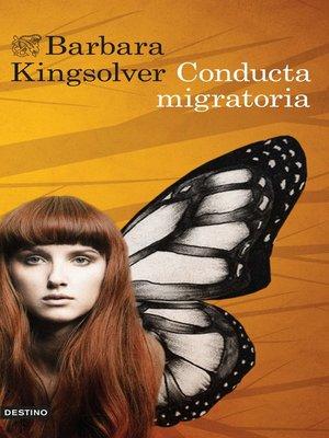 cover image of Conducta migratoria