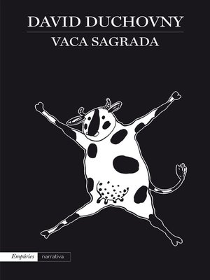 cover image of Vaca sagrada
