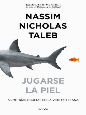 cover image of Jugarse la piel