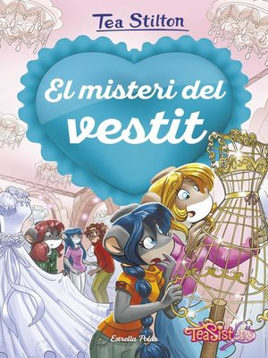 cover image of El misteri del vestit