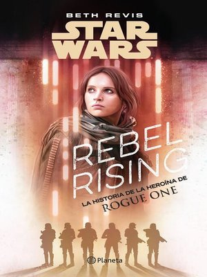 cover image of Star Wars. Rebel Rising