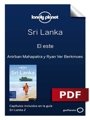cover image of Sri Lanka 2_7. El este