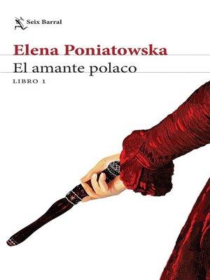 cover image of El amante polaco L1