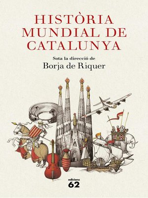 cover image of Història mundial de Catalunya