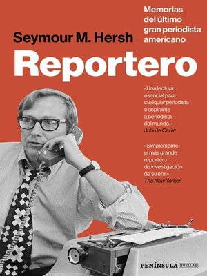 cover image of Reportero