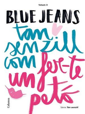 cover image of Tan senzill com fer-te un petó