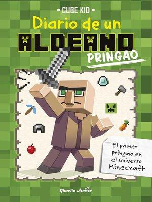 cover image of Minecraft. Diario de un aldeano pringao