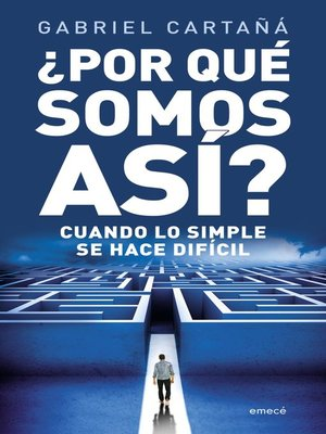 cover image of ¿Por qué somos así?