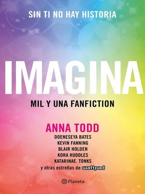 cover image of Imagina