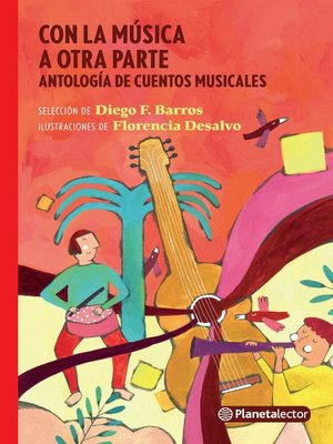 cover image of Con la música a otra parte