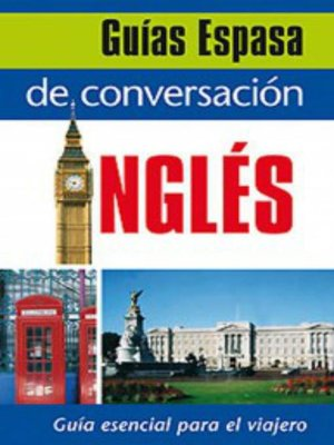 cover image of Guía de conversación inglés