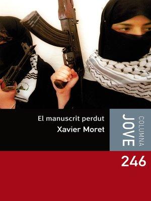 cover image of El manuscrit perdut