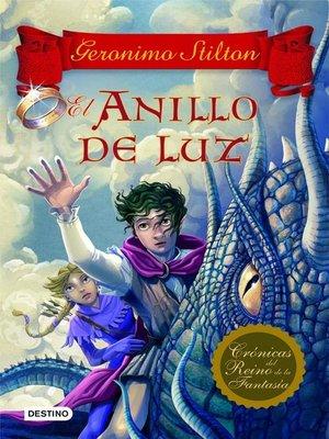 cover image of El anillo de luz